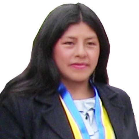 Ana María Gonzales Ccanto
